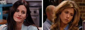 This Quiz Will Reveal What % Monica And What % Rachel You Are