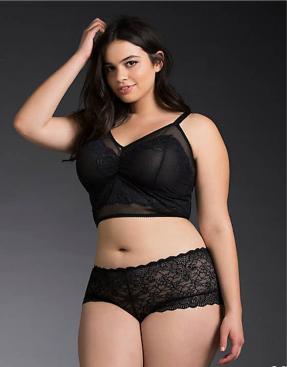 Up to size 30. Get it from Torrid for $49.80.