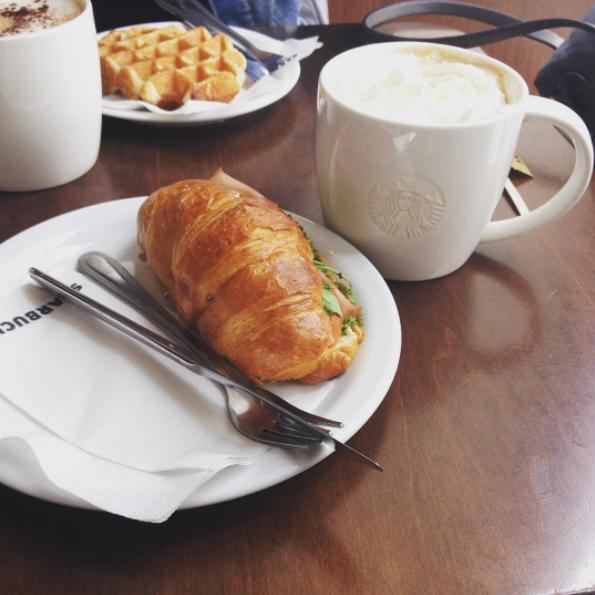 19 International Starbucks Meals That Put The US To Shame