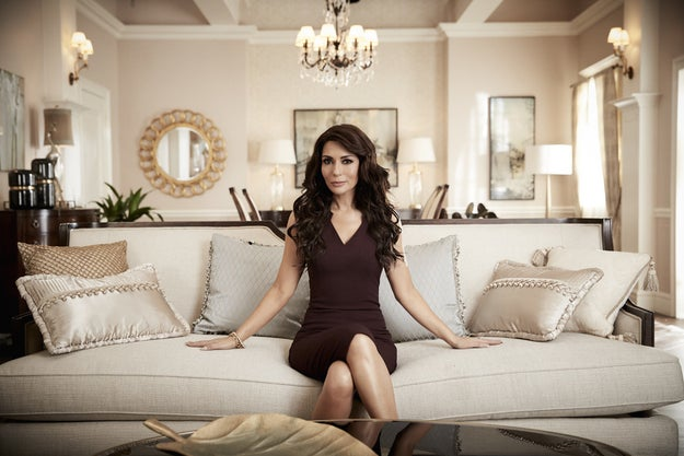...and Marisol Nichols as Hermione Lodge, Veronica's mother, who may have some secrets of her own.