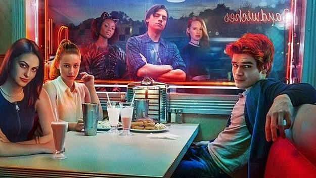 In case you hadn't heard, you're about to have a brand-new favorite TV show and it's called Riverdale. It's a dark and murdery take on the beloved Archie comics and it premieres on The CW on Jan. 26.