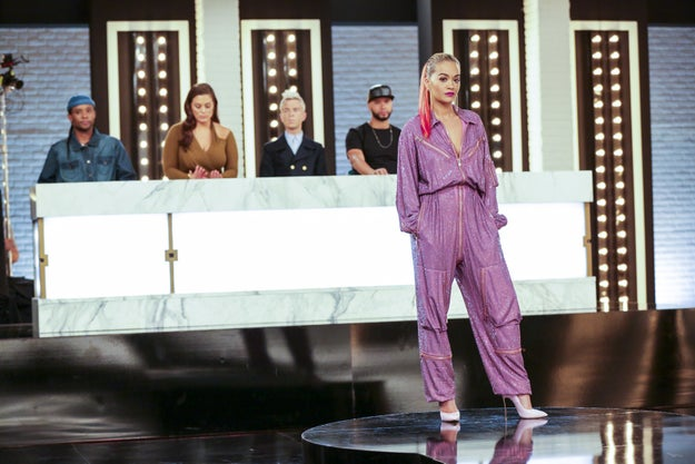 The next day, BuzzFeed sat in on the critiques from the new judges, who each bring something different to the panel.