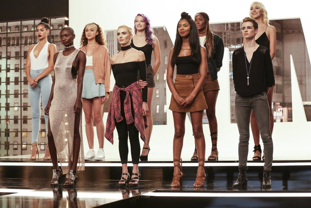 In August 2016, BuzzFeed was given the opportunity to visit the ANTM set during a video shoot and judging panel to find out what goes on behind the curtain of the new series. Here's what we learned about the Jan. 23 episode:
