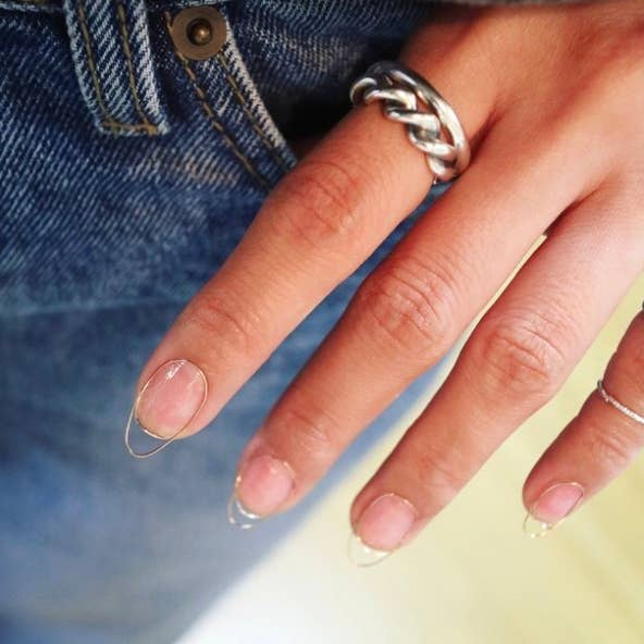 This Wire Nail Trend Is Going To Blow Your Mind