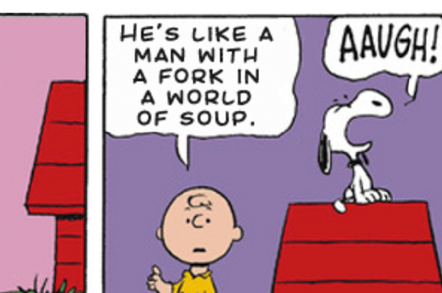 11 Charlie Brown Comics Improved By Noel Gallagher Quotes