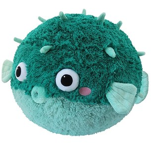 29 things for anyone who 39 s feeling stressed for Puffer fish stuffed animal