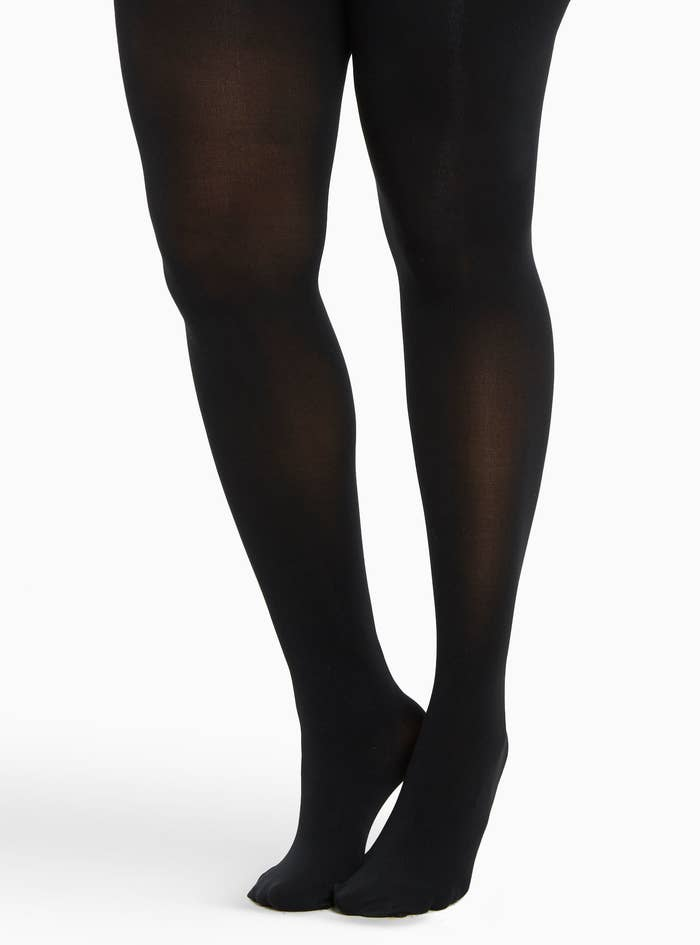 3512521b7 Cozy solid microfiber tights that you can wash over and over and over again.