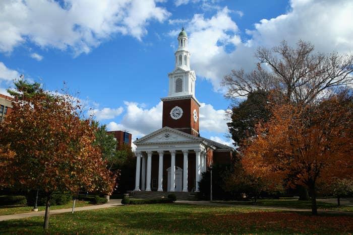 The University of Kentucky's Memorial Hall.