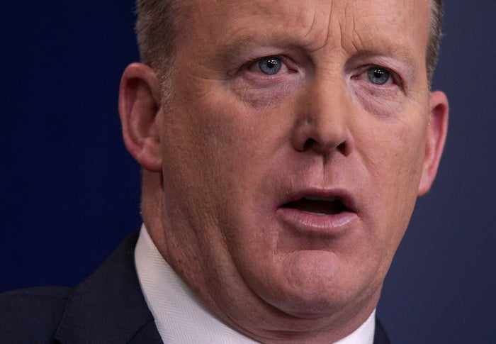 "Even Sean Spicer, the new White House press secretary, thought this. ""The president issued a memorandum reestablishing the Mexico City policy, stating that the United States will end the use of taxpayer dollars to fund abortions,"" he said in his first official press briefing on Monday."
