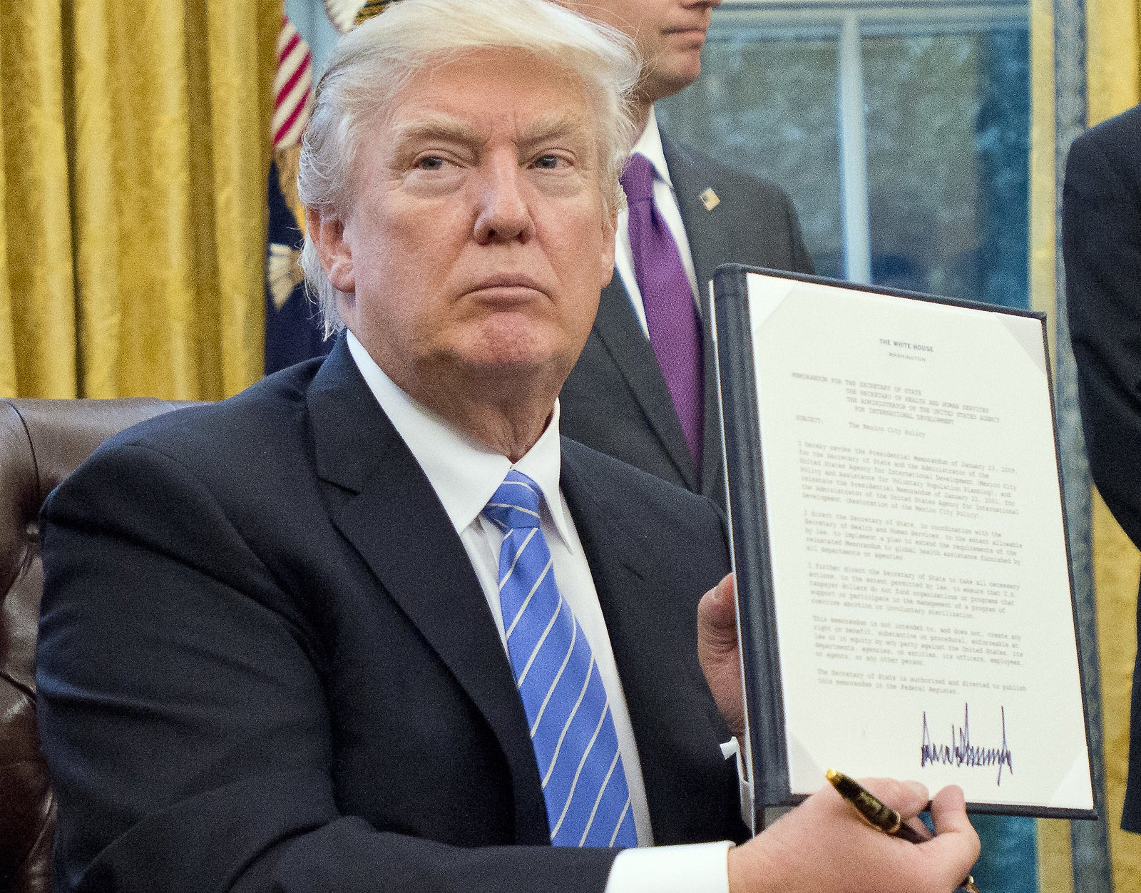 "Under Trump's Mexico City policy, also called the ""global gag rule,"" any foreign organization accepting US global health assistance can't use money from other donors to talk to women about abortion, let alone give one. Experts say this is going to have pretty terrible consequences for women, and it's likely to increase the number of abortions around the world."