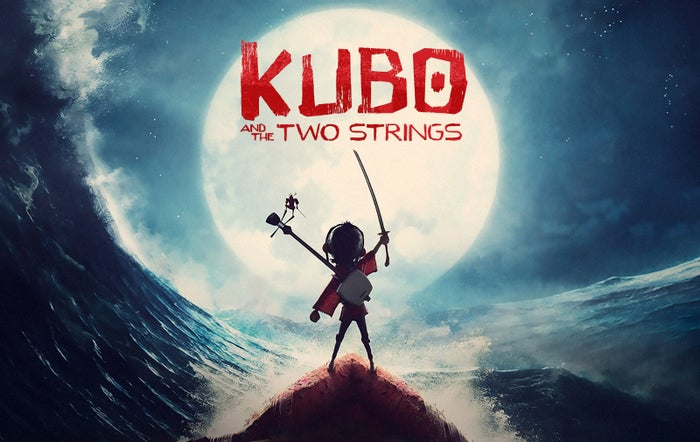 This stop-motion fantasy is set in ancient Japan and follows Kubo, a boy with magical powers who has to fight off evil spirits.