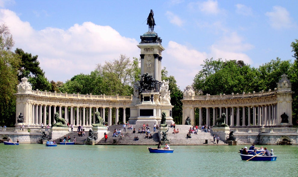 It seems like it was only yesterday that you were strolling through Retiro, soaking up the Spanish sun.