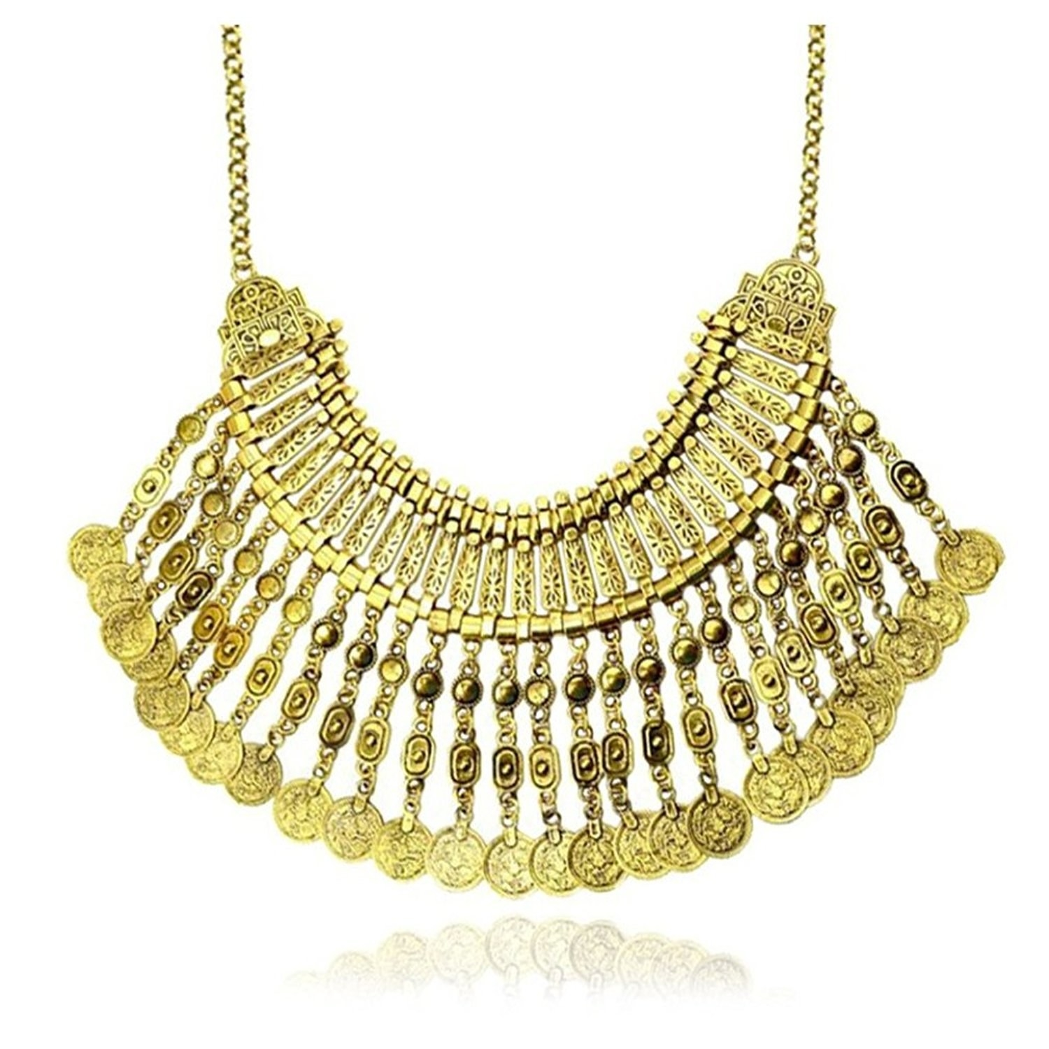 necklaces simple size meridian product os statement necklace