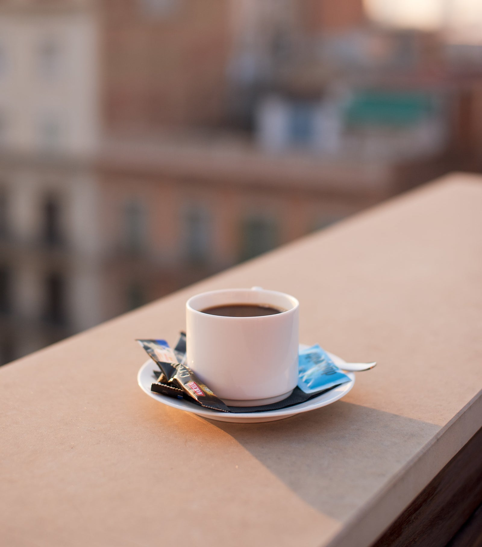 No matter how late you'd been out the night before, a café con leche was all it took to bring you back to life.