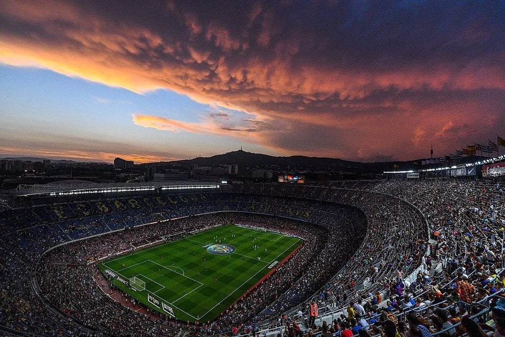 You swear you can still feel the roar of Bernabéu or Camp Nou in your bones.