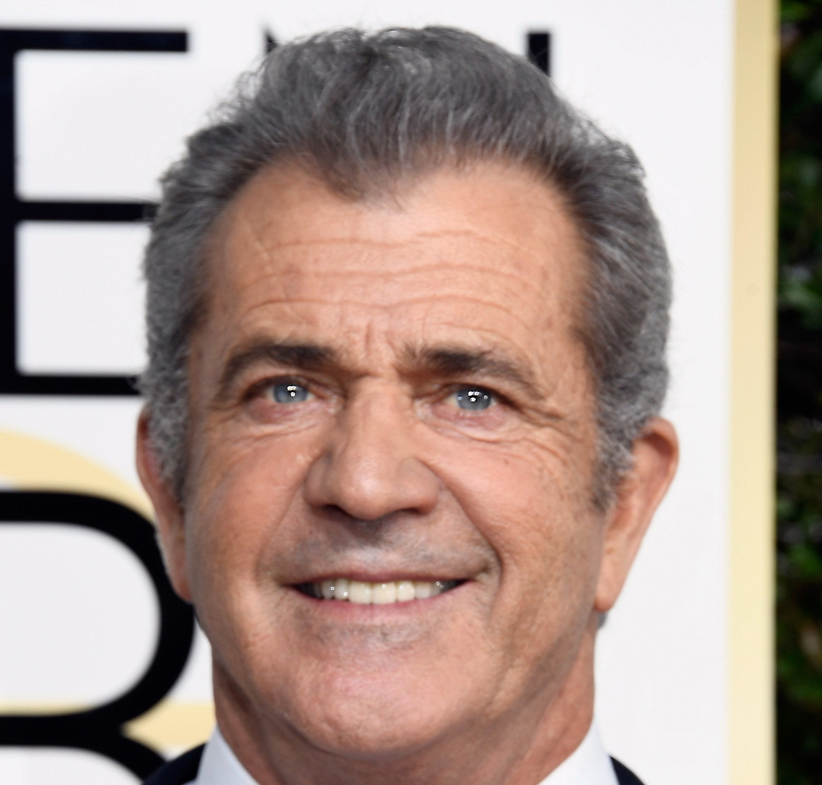 Mel Gibson at the Golden Globe Awards earlier this month.