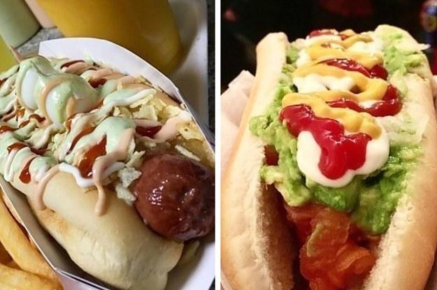 The Asquerosito Hot Dog