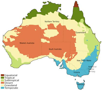 Maps Of Australia That Will Kinda Blow Your Mind - Map of australia
