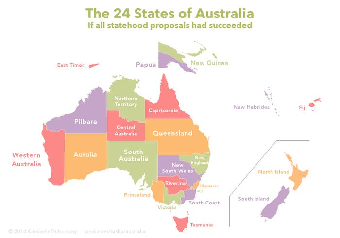 Australia Map Rude Names.29 Maps Of Australia That Will Kinda Blow Your Mind