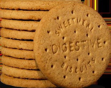 "People from other countries wonder, ""Do digestive biscuits have something to do with bowels and digestion?"" Well, obviously you digest them. But look, successfully dunking them in tea is a skill we are very proud of. You probably speak two or more languages, we dunk digestives."