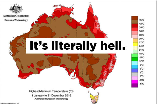 29 Maps That Will Change The Way You Look At Australia