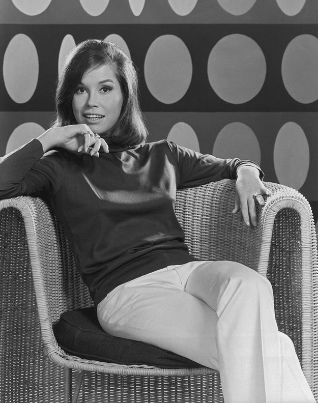 Mary Tyler Moore, the iconic actor and star of The Mary Tyler Moore Show, died on Wednesday.