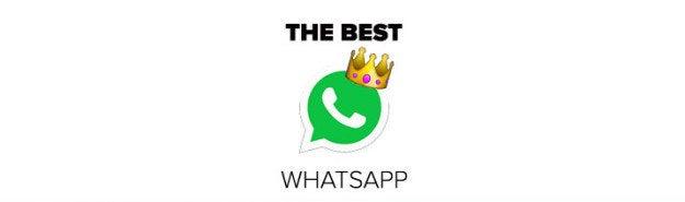 The ~*ultimate*~ cross-platform messaging app is WhatsApp.