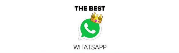 The ~*ultimate*~ cross-platform messaging app is WhatsApp.