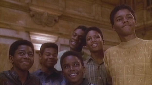 Seriously, New Edition Story is on its way to being the best black TV biopic since The Jacksons: An American Dream aired on ABC in 1992.