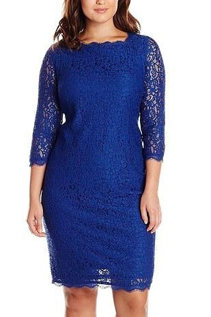 Blue dress amazon questions