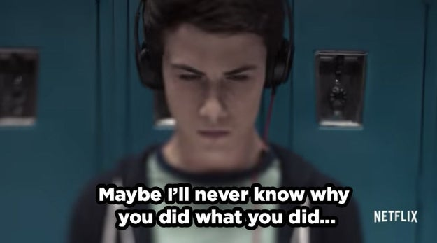 The trailer ends with Hannah's hard-hitting words spoken through Clay's cassette player.
