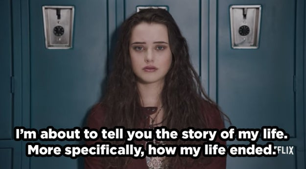 In the trailer we first see Hannah, who narrates her 13 reasons over the course of the tapes she mails Clay.