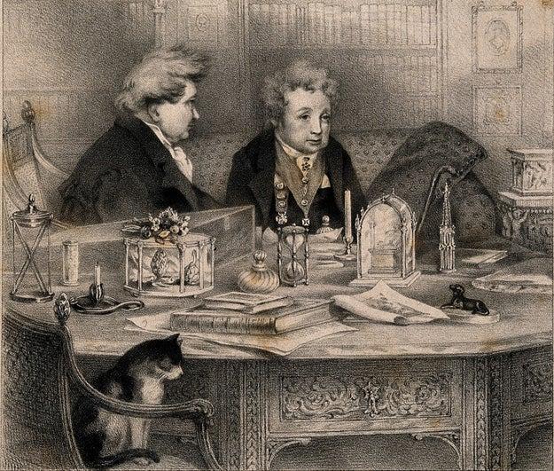 Las Señoritas de Llangollen (1739–1831)