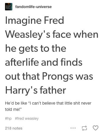 23 Things Tumblr Has Thought About The Weasley Family