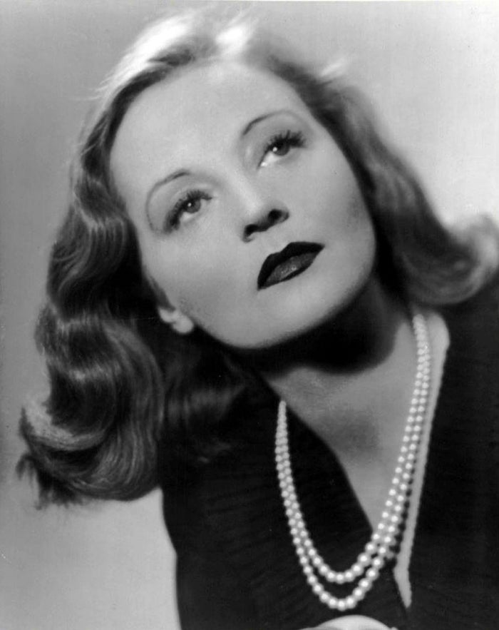 "Tallulah Bankhead was an American bisexual actor who was romantically linked to Greta Garbo, Billie Holiday, and Marlene Dietrich, also actor Patsy Kelly confirmed that she had a sexual relationship with Bankhead as well. In 1933, Bankhead nearly died following a radical hysterectomy to cure an STI. Afterwards she said to her doctor, ""Don't think this has taught me a lesson."" Badass."