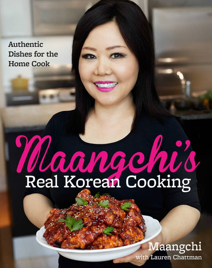 17 cookbooks that actually taught people how to feed themselves a book for if you cant get enough of korean food forumfinder Choice Image