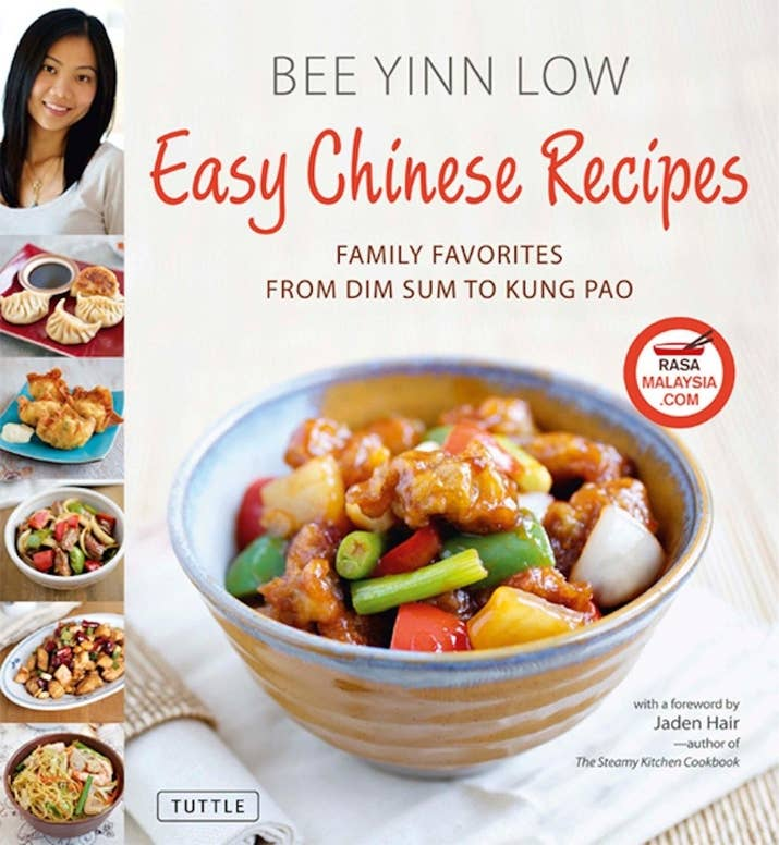 17 cookbooks that actually taught people how to feed themselves 16 a book that makes chinese easy forumfinder Gallery