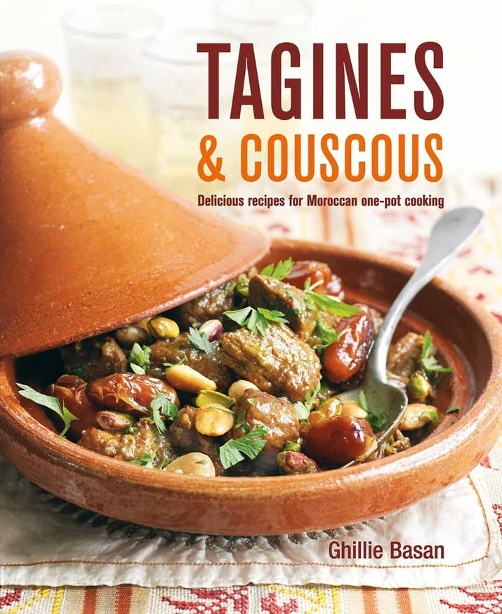 17 cookbooks that actually taught people how to feed themselves a book for if you dream of tagine forumfinder Choice Image