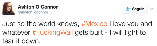 Some people say that if they put a bad wall, they will fight to bring it down.