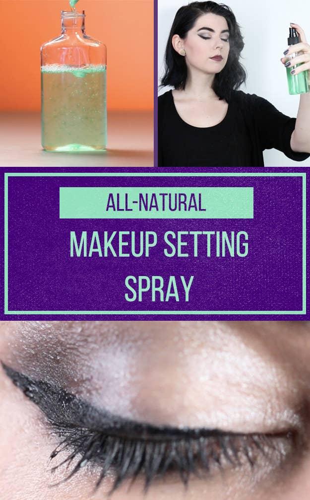 Cheap Natural Setting Spray