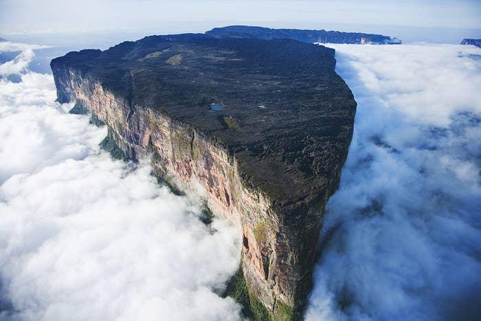 Frontera entre Venezuela, Guyana y Brasil Be México