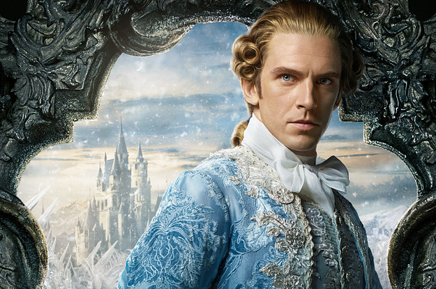 The New Beauty And Beast Character Posters Are Legitimately Magical