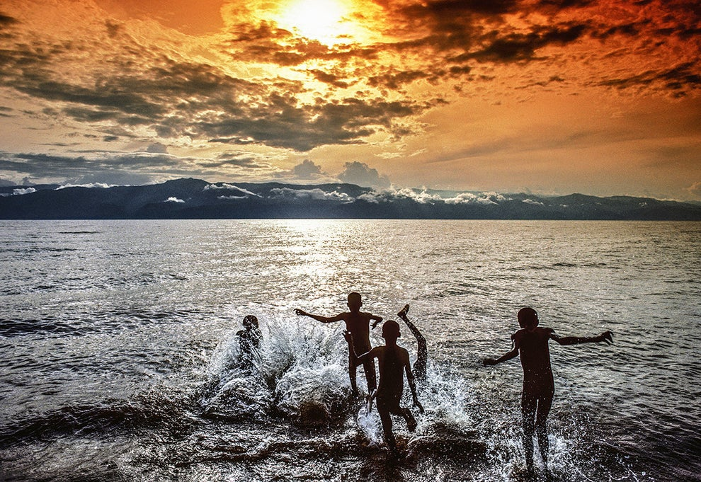 Tanganyika Lake — between Tanzania, Democratic Republic of the Congo, Burundi, and Zambia