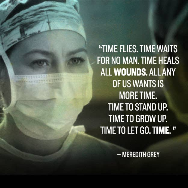 21 Grey\'s Anatomy Quotes That Will Destroy You