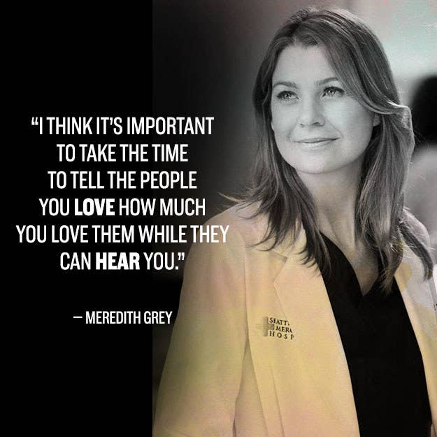21 Greys Anatomy Quotes That Will Destroy You