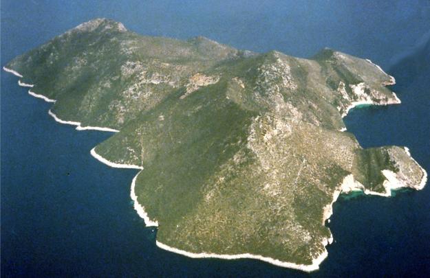 Greek island in the Ionian Sea, $48.1 million