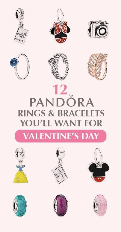 12 pandora rings and bracelets youll want for valentines day