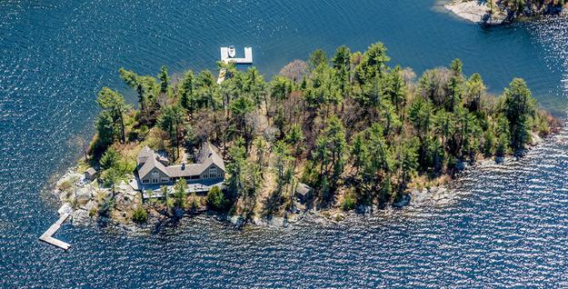 Moffat Island, Canada, $2 million
