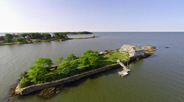 Potato Island, Connecticut, USA, $6.5 million