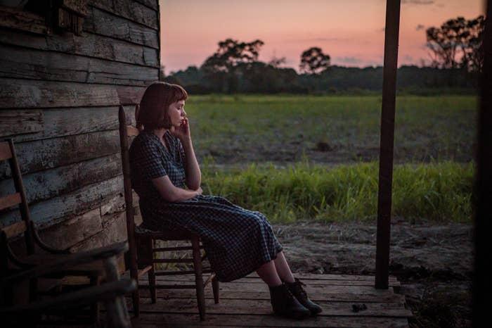 Carey Mulligan in Mudbound